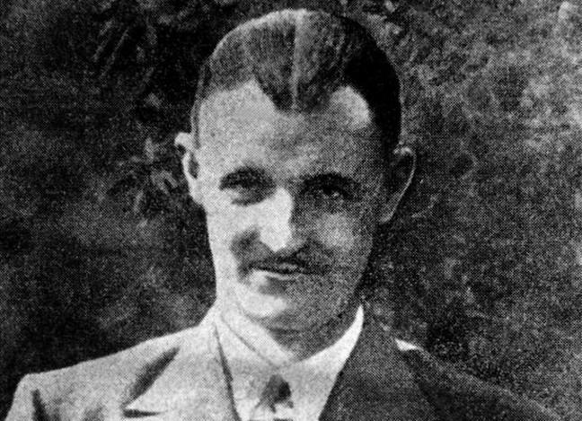 James Ronald Robertson
