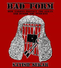 Bad Form Cover